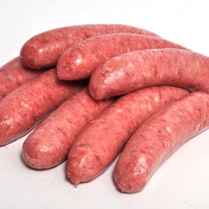 2kg SPECIAL - Thin Angus Beef  Sausages
