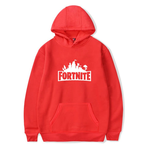 Sweat Fortnite Rouge
