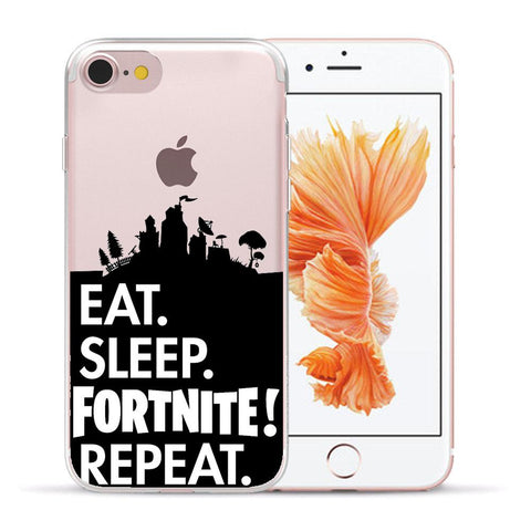 Eat Sleep Fortnite & Repeat