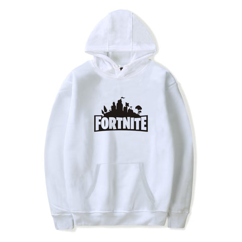 Sweat Fortnite Blanc