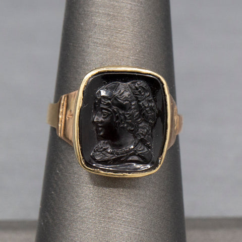Set of 2 Princess Cut Diamond Band Rings 1.20ctw in 14k White Gold