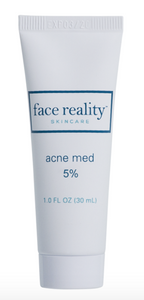Face Reality Acne Med 5% (must email to purchase)