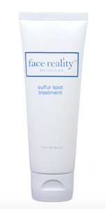 Face Reality Sulfur Spot Treatment