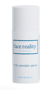 Face Reality 11% Mandelic Serum (must email to purchase)