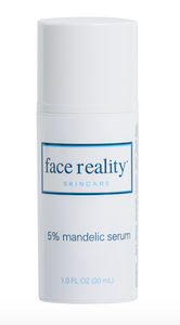 Face Reality 5% Mandelic Serum (must email to purchase)