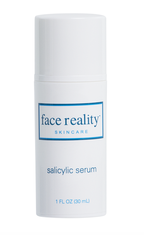 Face Reality Salicylic Serum (must email to purchase)