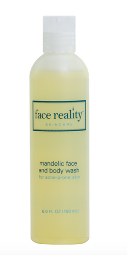 Face Reality Mandelic Face and Body Wash