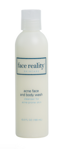 Face Reality Acne Face and Body Wash