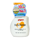 Pigeon 2 in 1 Foam Soap/Refill - Moist