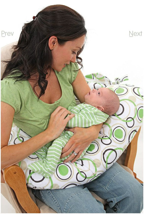 dreamgenii® Breastfeeding Pillow & Baby Nest
