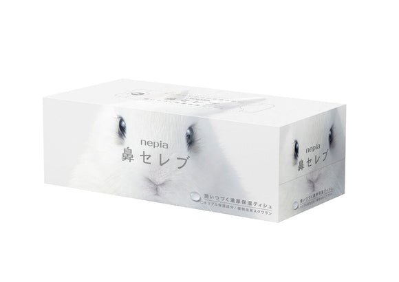 Nepia HANA CELEB Lotion Tissue - 1 Box