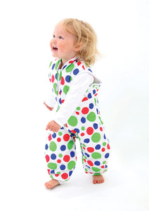 Twinkle Tog, The Wearable Quilt - Circus Spot 2-3yrs 2.5T