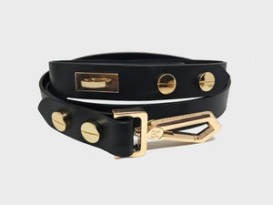 MADISON LEASH | BLACK