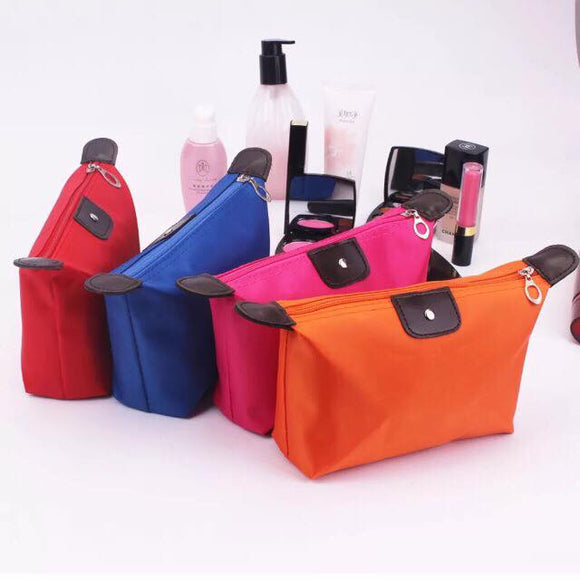 Waterproof Cosmetic Pouch Travel Pouch Washable - Wander Gala
