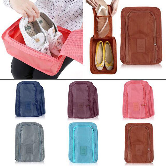 Waterproof Travel Shoes Organizer Shoes Storage Pouch - Wander Gala