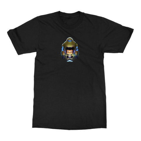 Mona & Hubot Security T-Shirt