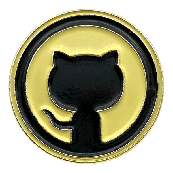 Invertocat Pin