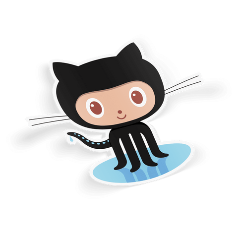 Octocat Stickers