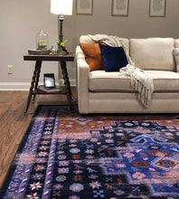 Load image into Gallery viewer, Turkish Nights Area Rug - Cotton Candy