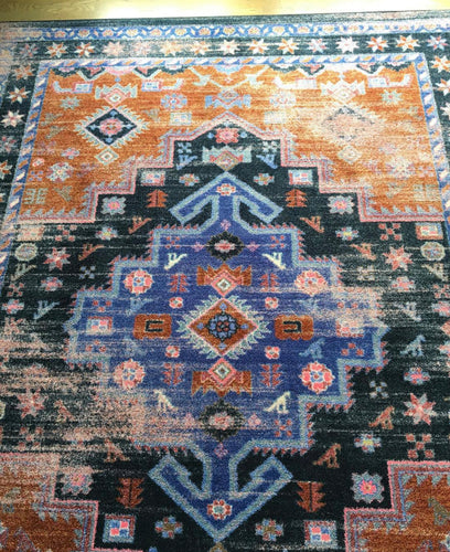 Turkish Nights Area Rug - Cotton Candy