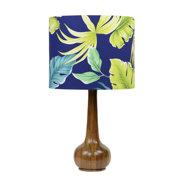 Lampshade Stella Deep Blue