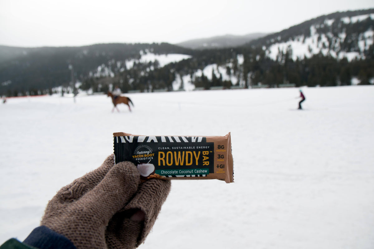 Rowdy For Paleo: Our Paleo Snack Bars