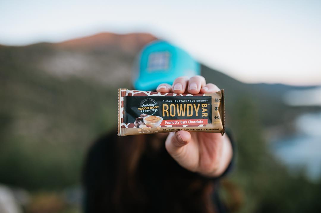 Grab Life By The Peanuts: The Rowdy Prebiotic Bar Inspired By You