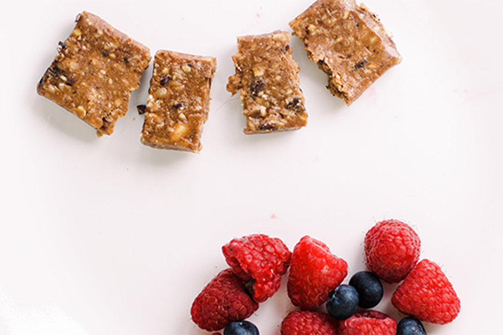 Low-Glycemic Snack - Rowdy Bars