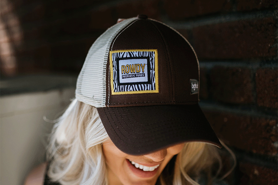 Rowdy Bars Hats