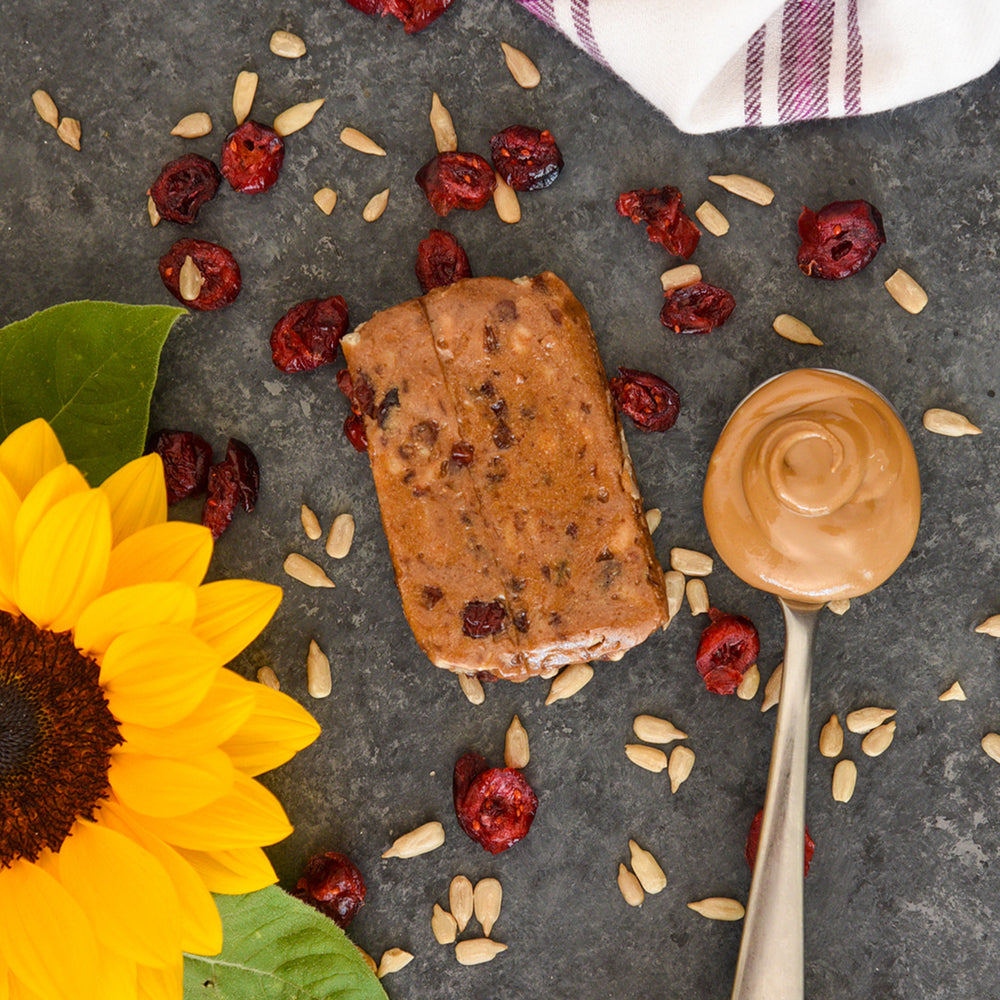 Sunflower Butter N' Berries