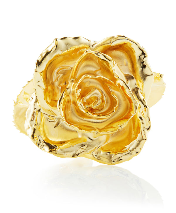 Premium Full Gold Everlasting Rose