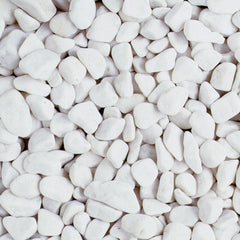 Deco-Pak Bulk Bag White Pebbles