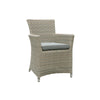 Image of Oseasons® Eden Rattan 2 Seater Tea for Two Set in Chic Walnut