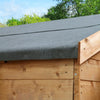 Image of Mercia Premium Shiplap T&G Apex Shed - W6ft x D10ft