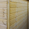 Image of Mercia Premium Workman Apex Shed - W4ft x D6ft