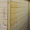 Image of Mercia Premium Workman Apex Shed - W6ft x D8ft