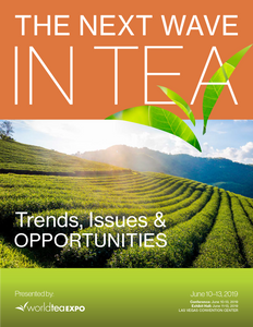 Tea as a Herald of Healthy Living