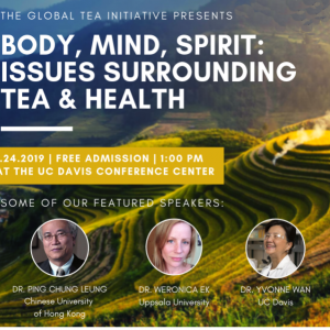 Body, Mind and Spirit: Issues Surrounding Tea and Health