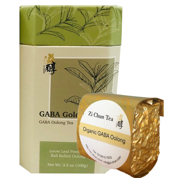 GABA Gold - GABA Oolong Super Tea