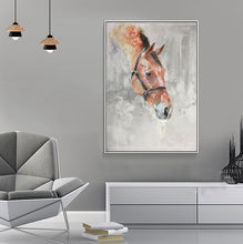 Load image into Gallery viewer, A Horse Drinking Water - arttide
