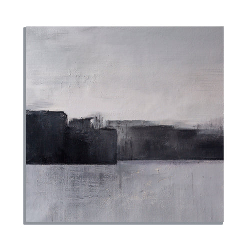 Black and white boundary - arttide