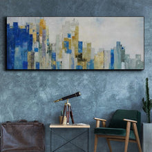Load image into Gallery viewer, We Live In A Towering, Crowded, Noisy City. - arttide