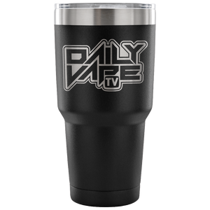 Daily Vape TV - Logo Tumbler