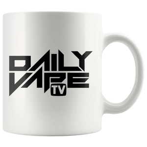 Daily Vape TV - Logo Mug