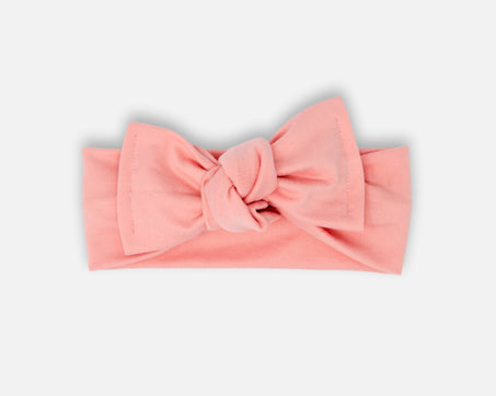 Blush - Tie On Head Wrap