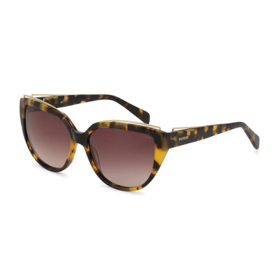 Balmain BL2107B UV3 Acetate Sunglasses in Brown