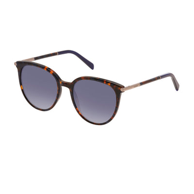 Balmain BL2125S UV2 Acetate Sunglasses in Brown