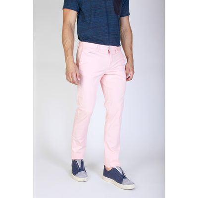 Jaggy J1683T812-Q1 Slim Fit Jeans in Tropical Peach Pink