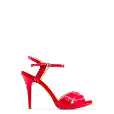 Made in Italia - PERLA High Heel Sandals in Red