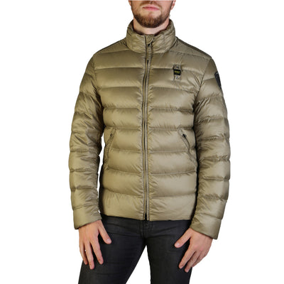Blauer 3432 Padded Jacket Green